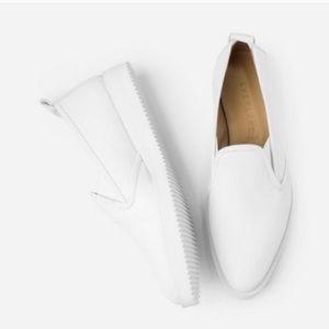 NWOT Everlane Nubuck Leather Street Shoe